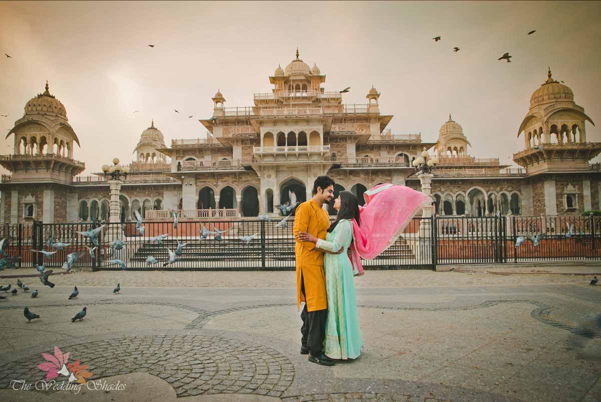 Jaipur-Prewedding-theweddingshades